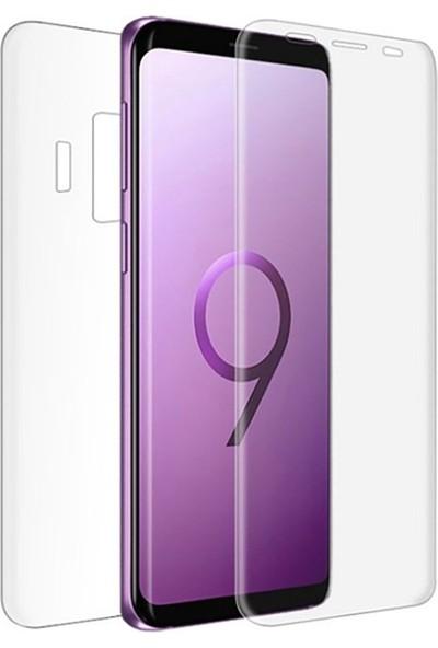 Case Street Samsung Galaxy S9 Plus Full Body Ön Arka Ekran Koruyucu
