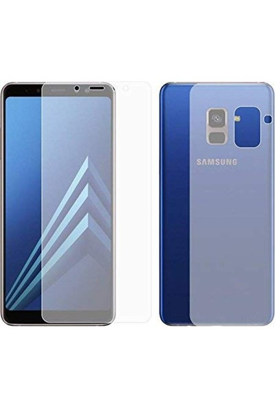 Case Street Samsung Galaxy A6 2018 Full Body Ön Arka Ekran Koruyucu