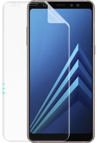 Case Street Samsung Galaxy A8 Plus 2018 Full Body Ön Arka Ekran Koruyucu