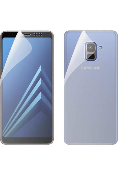 Case Street Samsung Galaxy J6 Full Body Ön Arka Ekran Koruyucu