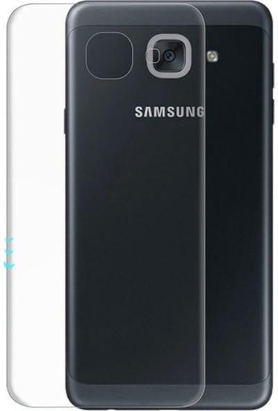Case Street Samsung Galaxy J7 Max Full Body Ön Arka Ekran Koruyucu