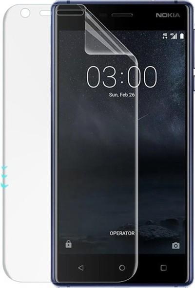 Case Street Nokia 3 Full Body Ön Arka Ekran Koruyucu