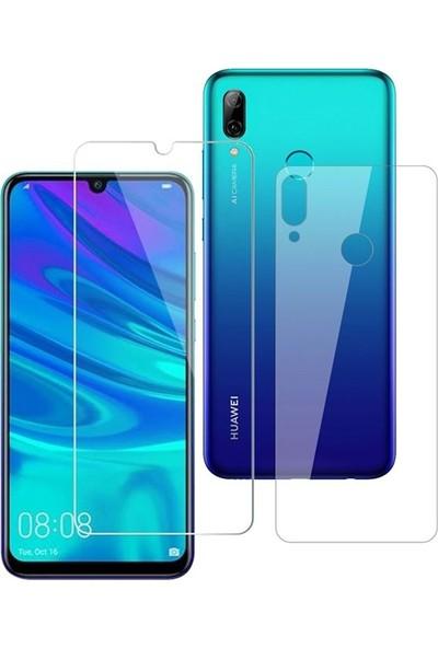 Case Street Huawei Y7 2019 Full Body Ön Arka Ekran Koruyucu