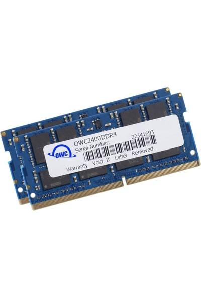 Owc 32 GB (2 x 16 GB) 2400MHz DDR4 So-Dimm PC4-19200 260 Pin