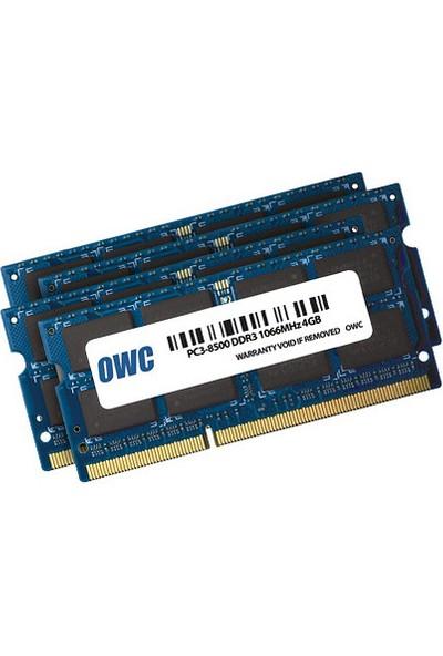 Owc 16 GB (4 x 4 GB) 1066MHz DDR3 So-Dimm PC3-8500 204 Pin