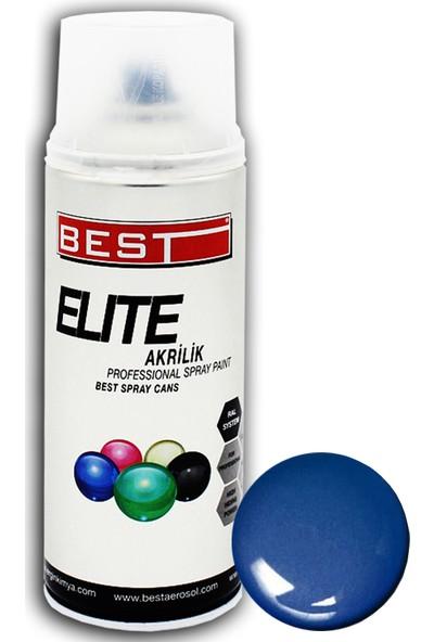 Best Elite Efekt Sprey BoyaRal 5002 Ultra Marin Mavi 500 ml