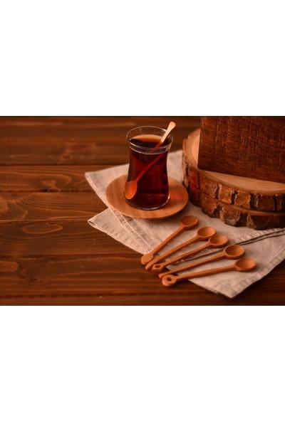 Bambum Lami 6lı Çay Kaşığı B0271