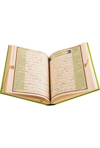 Kur'an-ı Kerim ve Satır Arası Kelime Meali (Cami Boy) - Elmalılı Muhammed Hamdi Yazır