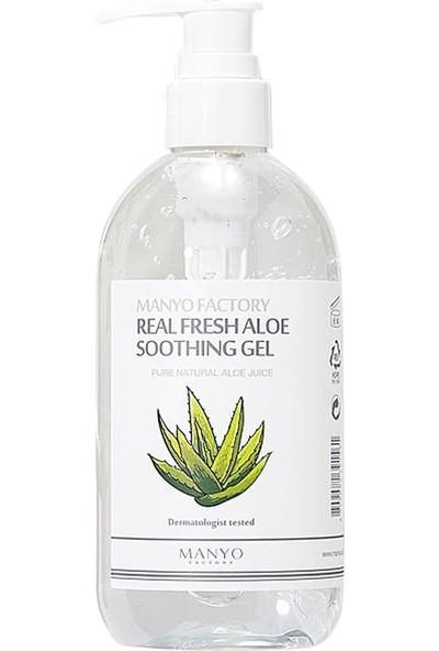 Manyo Factory Real Fresh Aloe Soothing Gel - Aloe Jeli