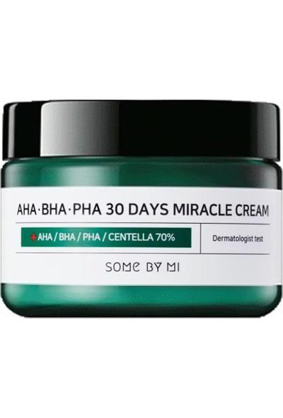 Some By Mi Aha Bha Pha 30 Days Miracle Cream - Onarıcı Centella Kremi