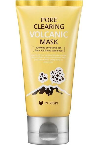 Mizon Pore Clearing Volcanic Mask - Arındırıcı Volkanik Kil Maskesi