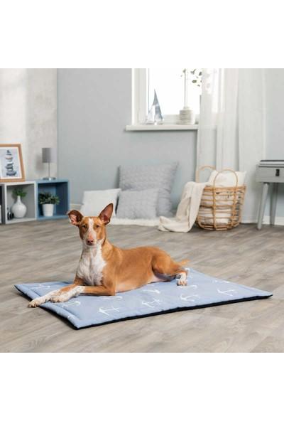 Trixie Köpek Yatağı 100 x 70 Cm Açık Mavi