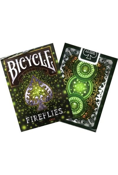 Bicycle Fireflies Koleksiyonluk Cardistry İskambil Oyun Kağıdı Kartları Destesi
