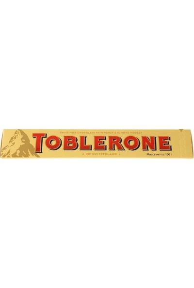 Toblerone Sütlü Çikolata 100 gr
