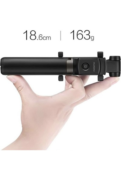 Huawei Travel Tripod Kablosuz Bluetooth Selfie Çubuğu (Tüm Cihazlara Uyumlu) AF15