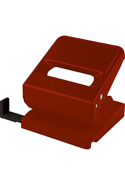 Kanex Delgeç 520-Kırmızı (25Syf.)