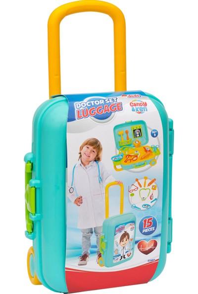 Dede Candy & Ken Doktor Set Bavulum