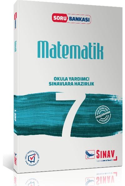Sınav Yayınları 7. Sınıf Matematik Soru Bankası