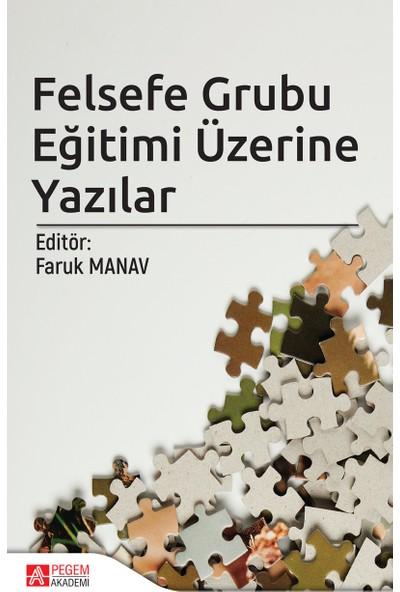 Felsefe Grubu Eğitimi Üzerine Yazılar - Beyhan Zabun