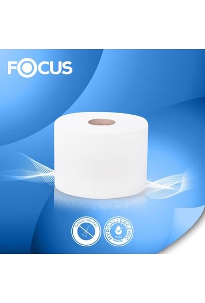 Focus Optımum İçten Çekmeli Tuvalet Kağıdı 12X80 m