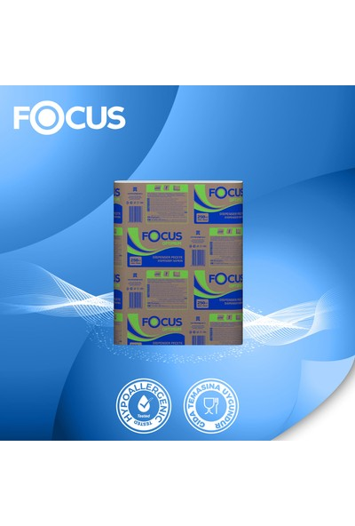 Focus Optımum Dıspenser Peçete 18X250 Yaprakk
