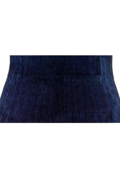 Bol Ticaret Tekstil Fermuarli Cepli̇ Spor ve Plaj Havlusu 50 x 105 cm, 4 Adet