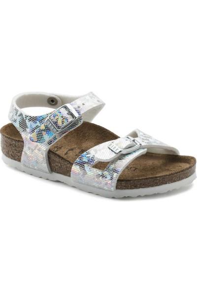 Birkenstock 1008095 Rio Mf Çocuk Günlük Sandalet