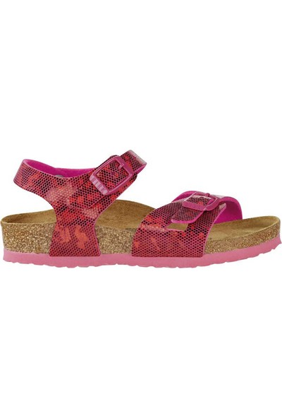 Birkenstock 1013146 Rio Mf Çocuk Günlük Sandalet