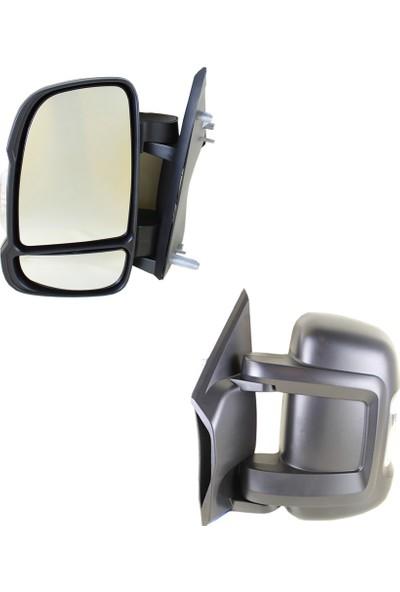 Gva Ducato Boxer Jumper 2006 Dış Di̇ki̇z Ayna Sol Elektri̇kli̇ Isıtmalı