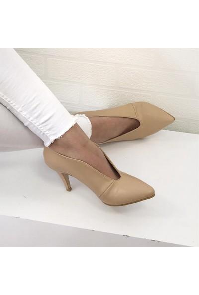 Mio Gusto Jenny Ten Topuklu Ayakkabı