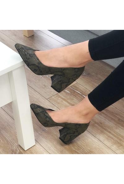 Mio Gusto Anna Topuklu Ayakkabı