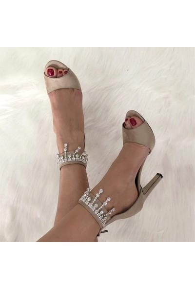 Mio Gusto Venus Bej Abiye Ayakkabı