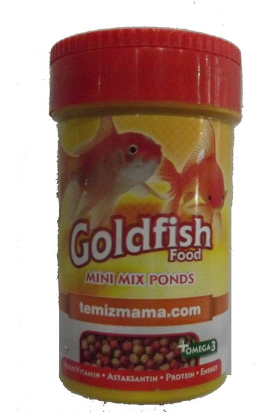 Gold Fish Japon ve Koi̇ Balık Yemi