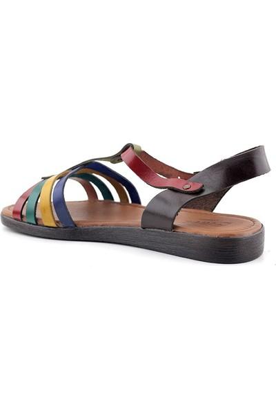 Clavi Esm107 Kadın Sandalet