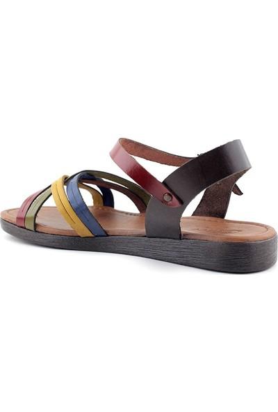Clavi Esm118 Kadın Sandalet