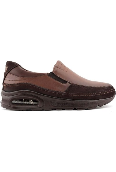 Forex 040 Comfort Hakiki Deri Erkek Ayakkabı