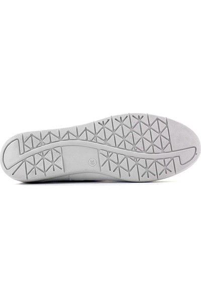 Evida Hakiki Deri Kadın Ayakkabı