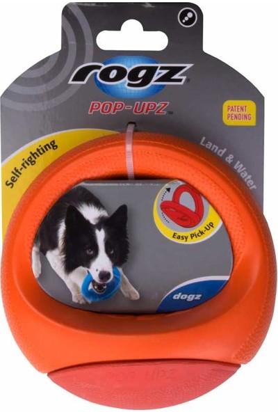 Rogz Köpek Oyuncak Batmaz Ağırlık Turuncu Small 12 Cm