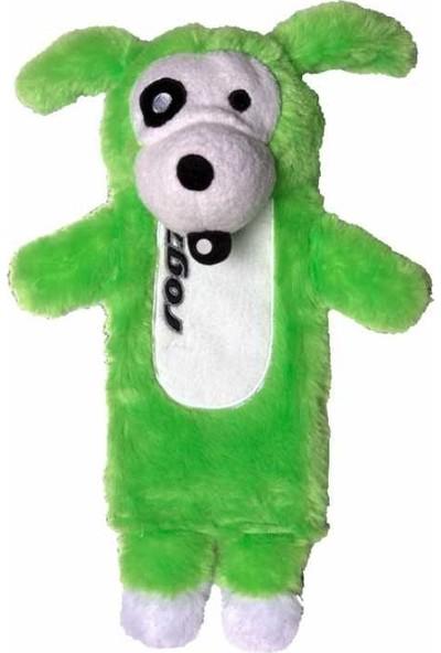 Rogz Köpek Thinz Peluş Oyuncak Yeşil Small 20 Cm