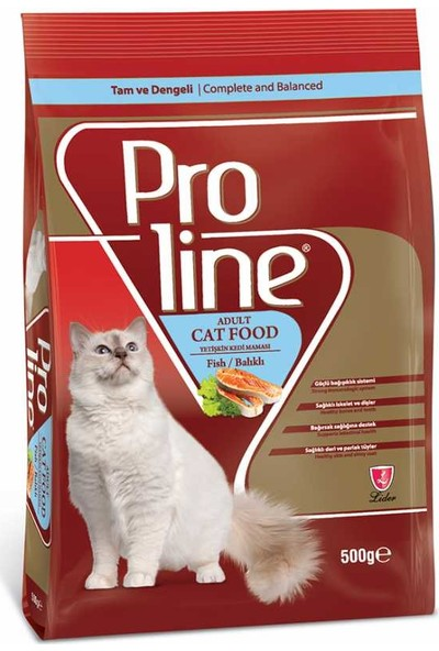 Proline Proline Balıklı Kedi Maması 500 Gr