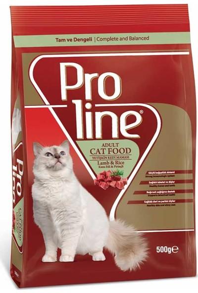 Proline Proline Kuzu Etli Pirinçli Kedi Maması 500 Gr
