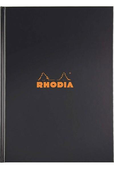 Rhodia A4 Kareli Defter RC19052