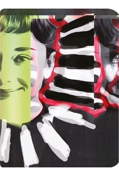 Chumac Art Collection Renan Kaleli 06 Çizgisiz Defter