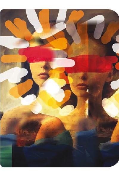 Chumac Art Collection Renan Kaleli 05 Çizgisiz Defter