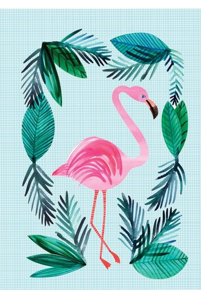 Deffter Lovely Spr Flamingo 64714-9