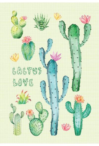 Deffter Lovely Spr Cactus Love 64712-5