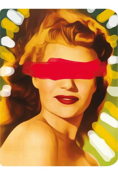 Chumac Art Collection Renan Kaleli 08 Çizgisiz Defter