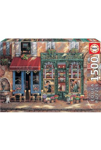 Educa Puzzle 1500 Parça Palais Des Fleurs 18004