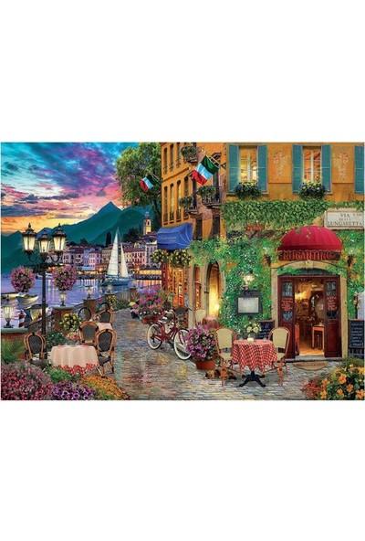 Educa Puzzle 2000 Parça Italian Fascino 18009