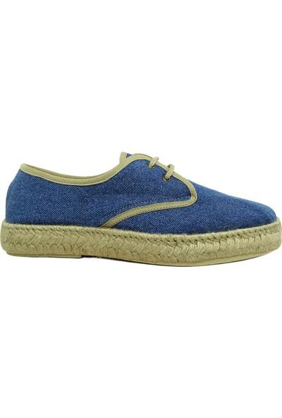 Espargatas Fiber Jean Erkek Ayakkabı